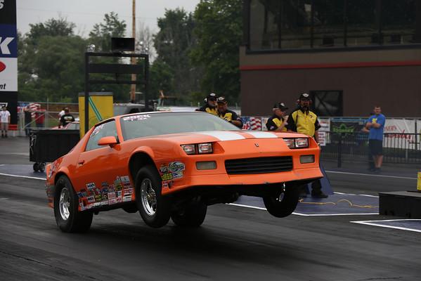 2013 Summit Racing Equipment Nationals, Norwalk Ohio